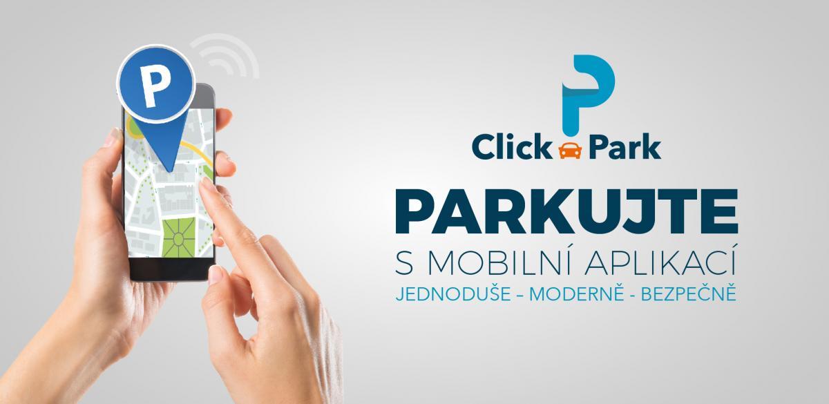 Aplikace Click Park