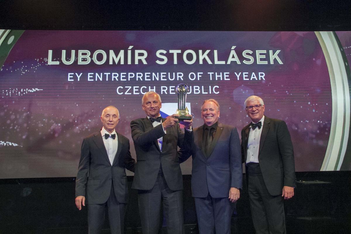 EY_Podnikatel roku_Lubomír Stoklásek