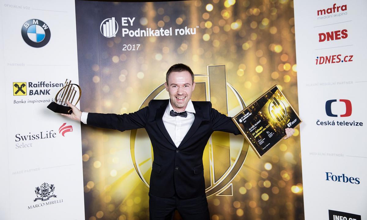 Foto 3_EY Podnikatel roku 2017_EY Začínající p